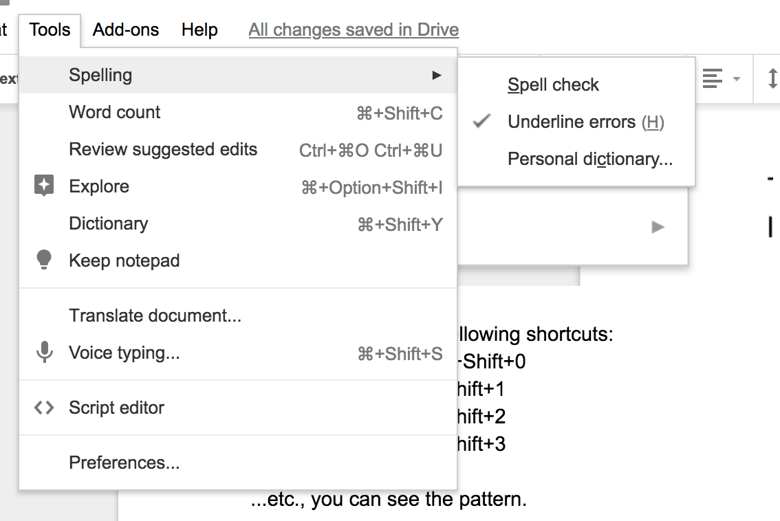 Google Docs also has a spell check feature.