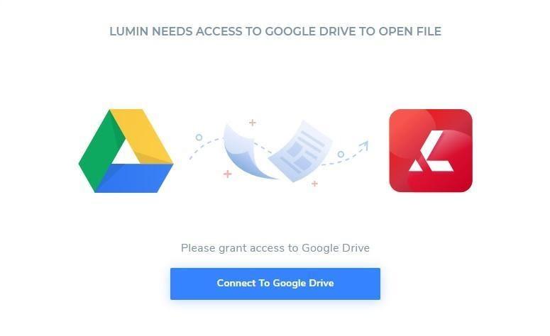 Google Docs open PDF step 4