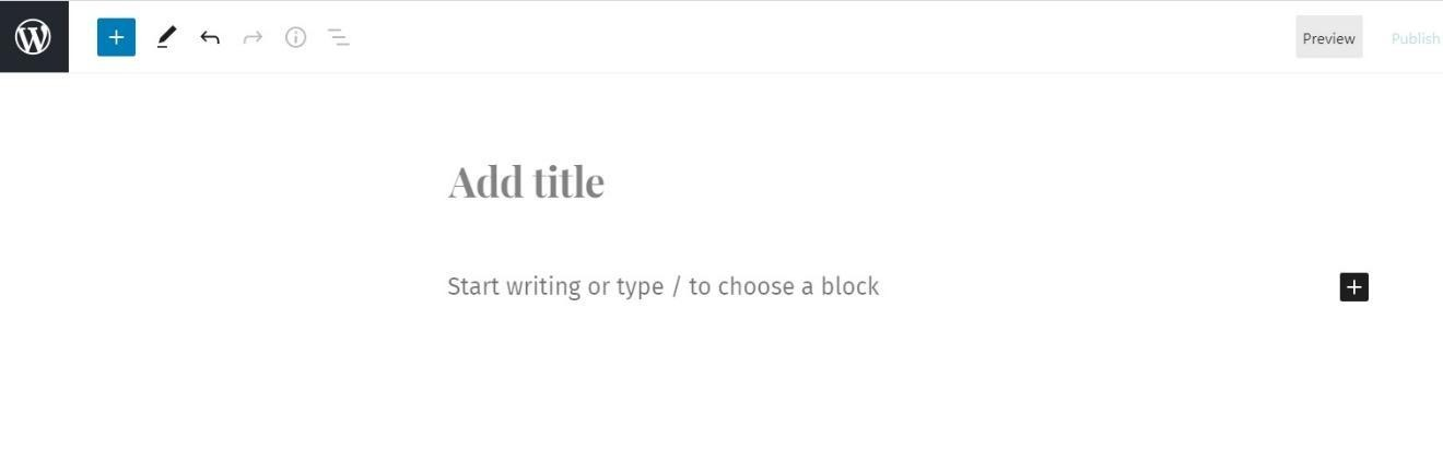 You have the option to leave your page title blank.