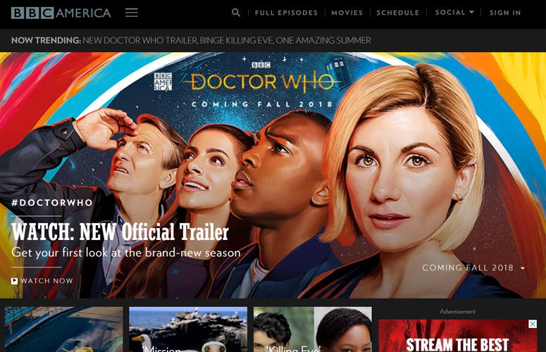 BBC WordPress site