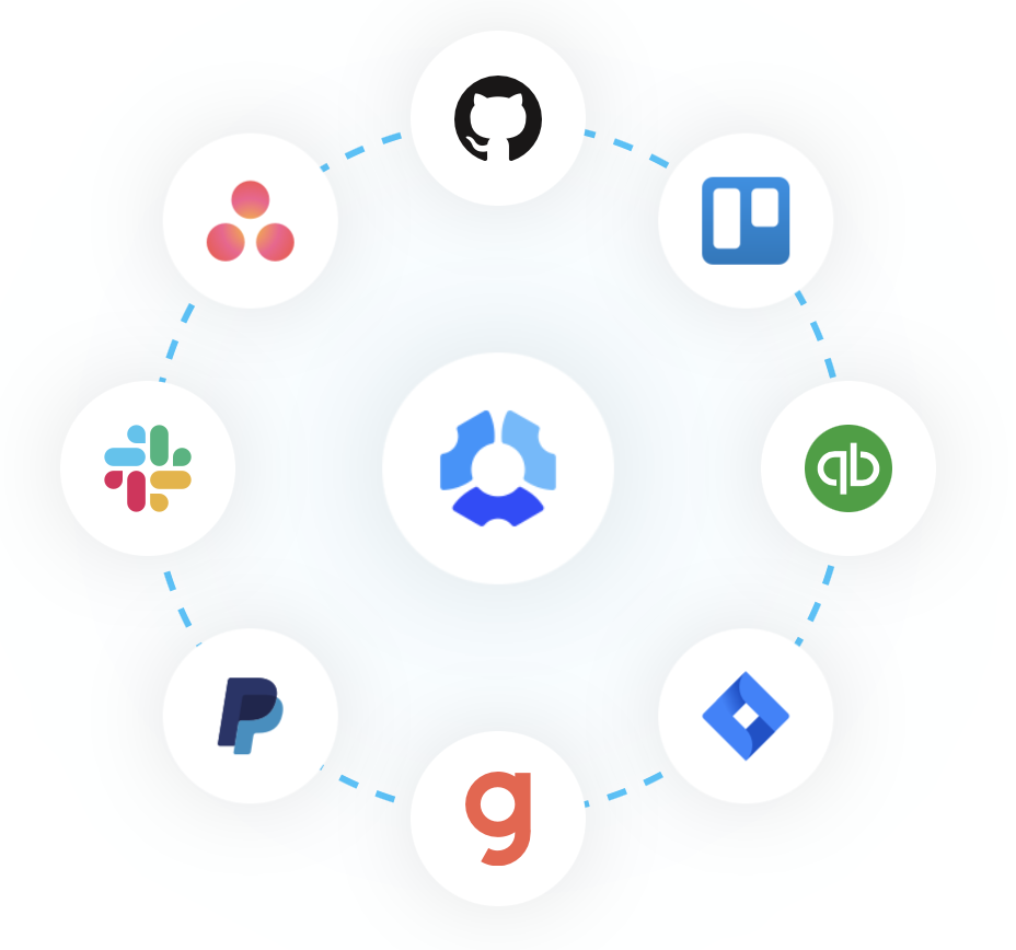 apps you can integrate with Hubstaff