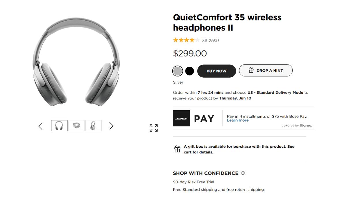product image of headphones